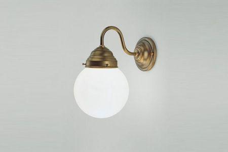 Wandleuchte A34 115 Op B Wandleuchte Berliner Messinglampen Lampe