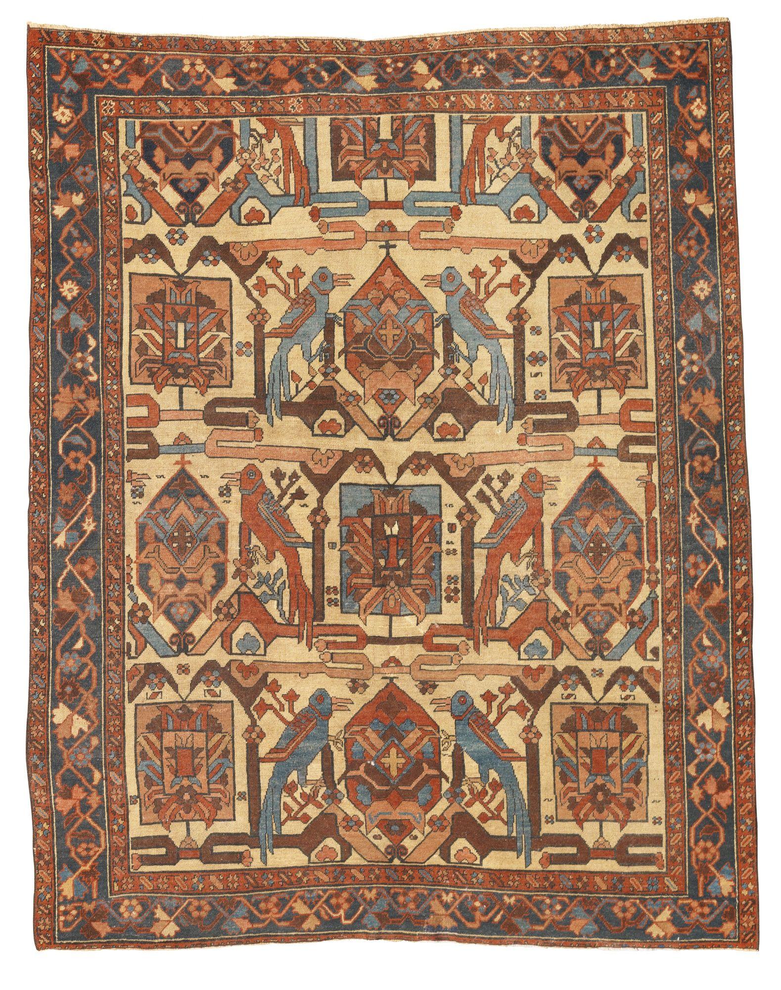 A Bakshaish rug, North Persia | Lot | Sotheby's