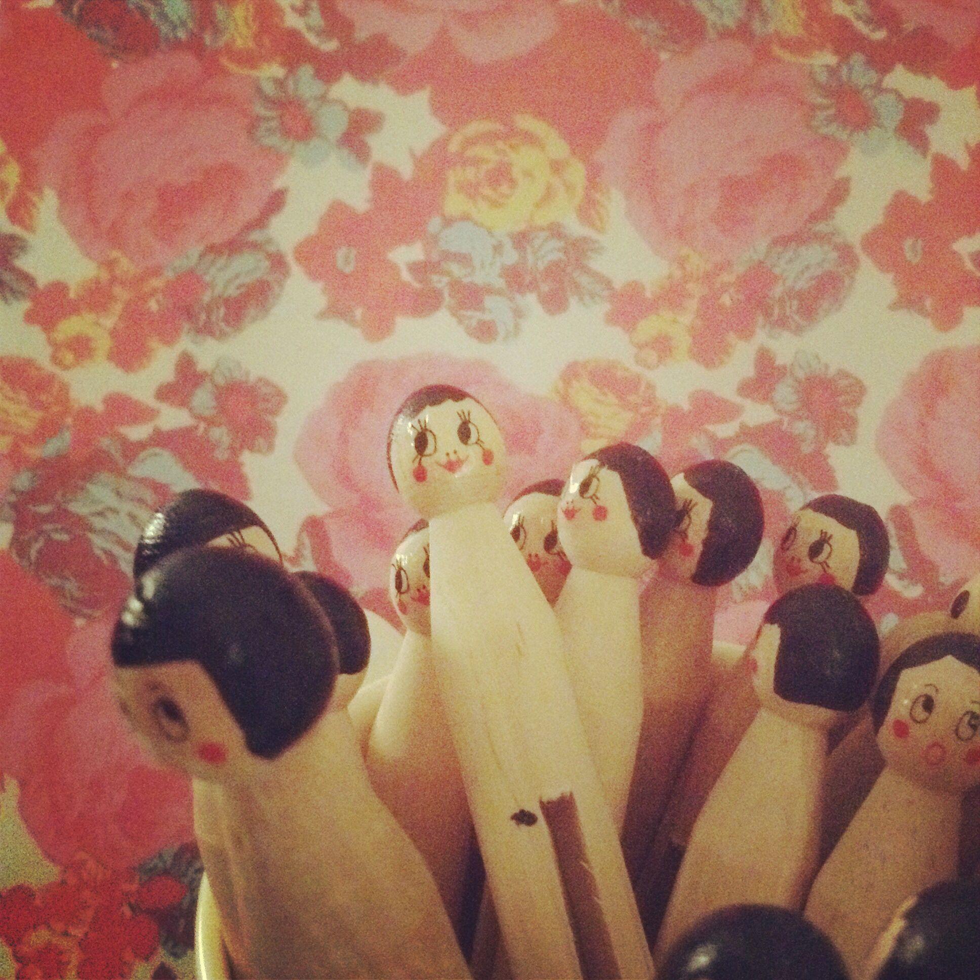 Peg doll creations