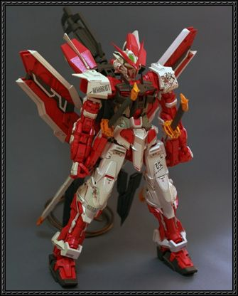 MBF-P02 Gundam Astray Red Frame (MG Version) Free Papercraft Download - http://www.papercraftsquare.com/mbf-p02-gundam-astray-red-frame-mg-version-free-papercraft-download.html