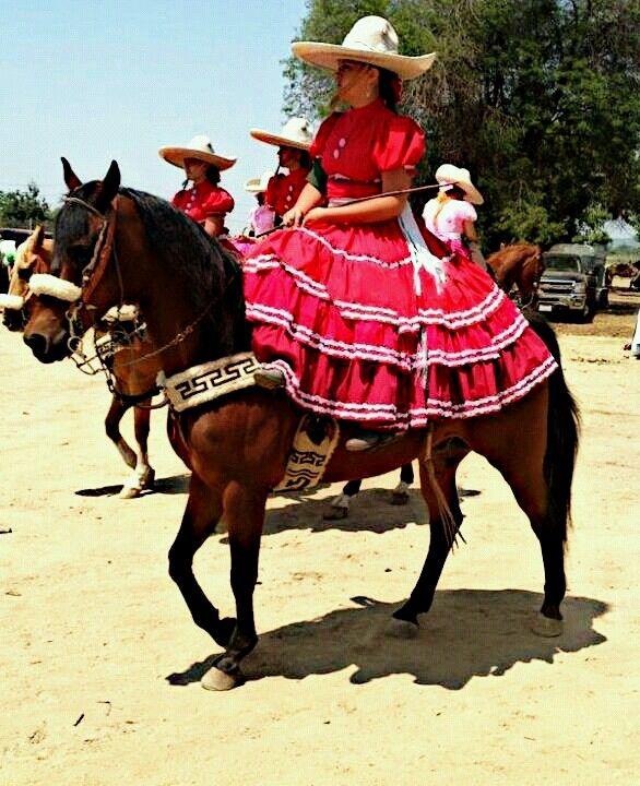 Escaramuza | Western en 2019 | Escaramuzas, Vestidos ...