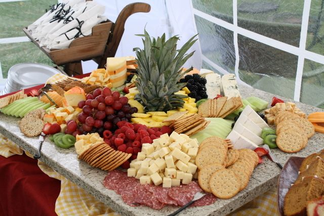 Cheese Tray Display On Pinterest
