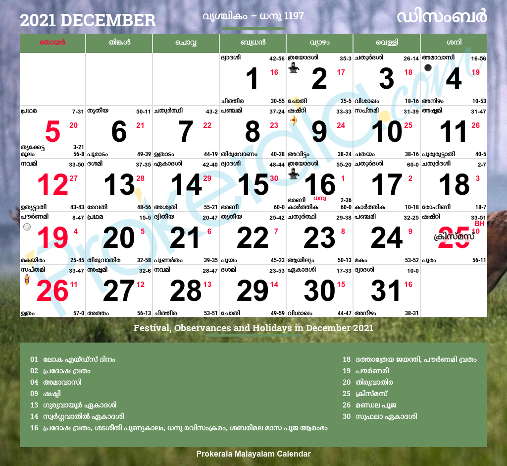 Mathrubhumi Calendar 2022.Malayalam Calendar 2021 Malayalam Calendar Calendar Holiday
