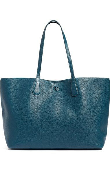 e51fa5ba41c Tory Burch 'Perry' Leather Tote available at #Nordstrom | Baggage ...