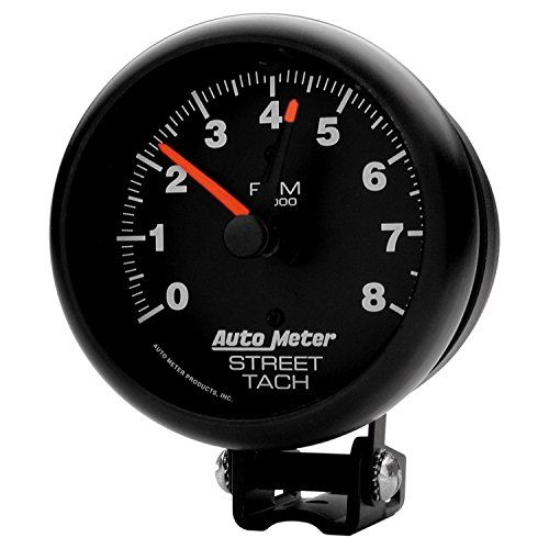 auto meter 2894 performance street tachometer * learn more by Auto Meter Memory Tach Wiring Diagram