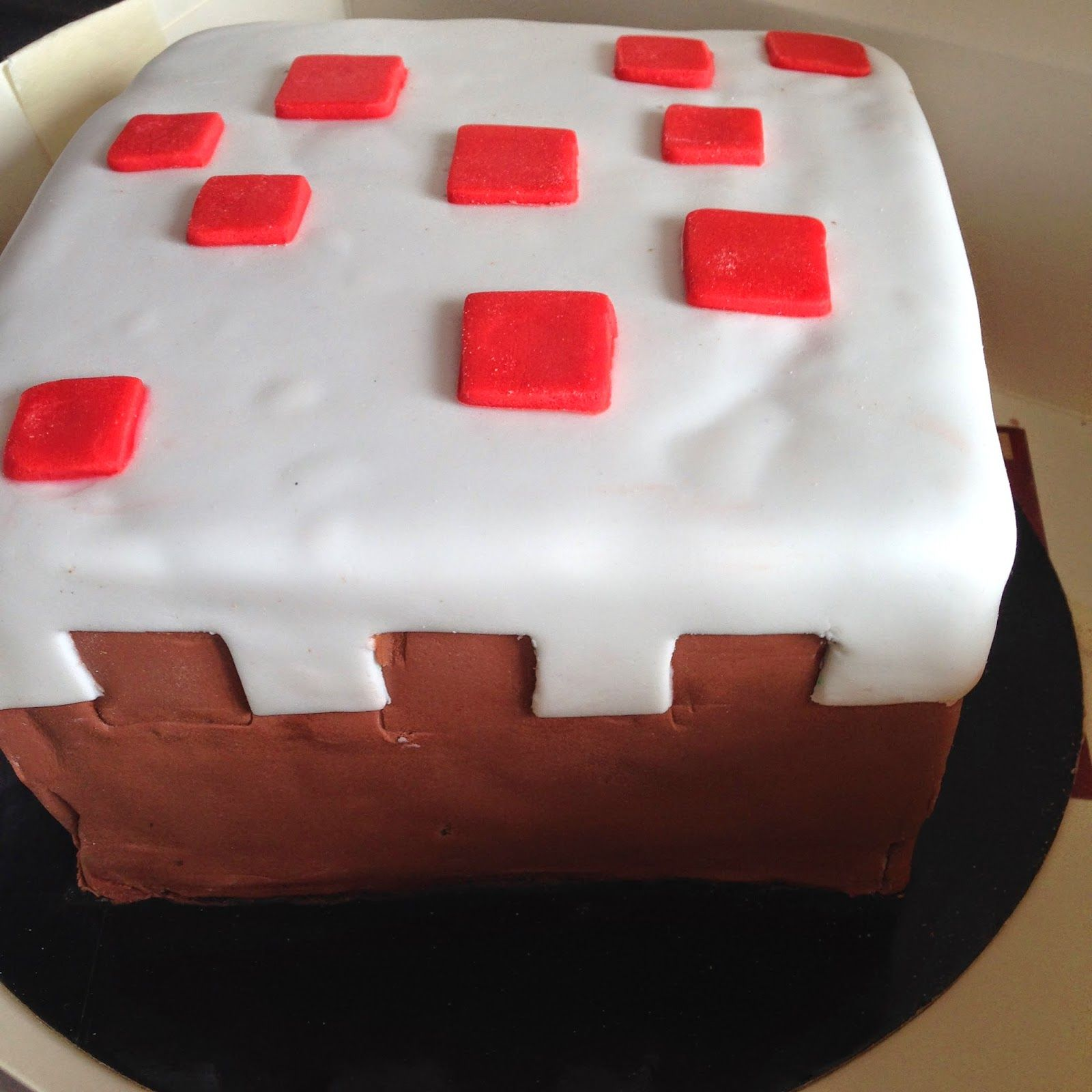 The c00kie Factory Paint Cakes G¢teau Minecraft Gateau MinecraftAnniversaire