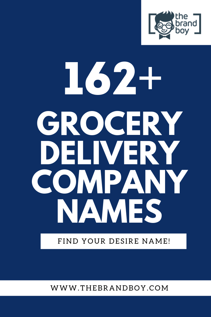 Name Ideas For Food Delivery Business