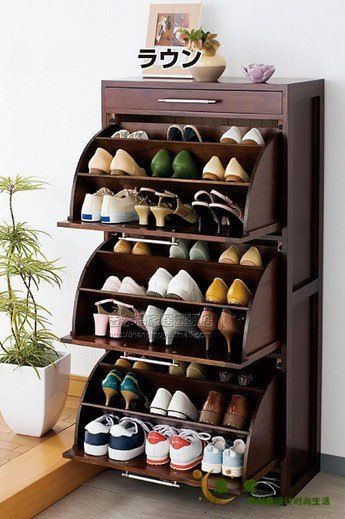 Shoe Storage Rack Design Shoe Storage Cabinet Home Furniture
