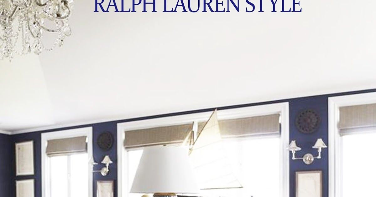 Classic, tailored style     Today I'm showcasing a little Ralph Laren sty...