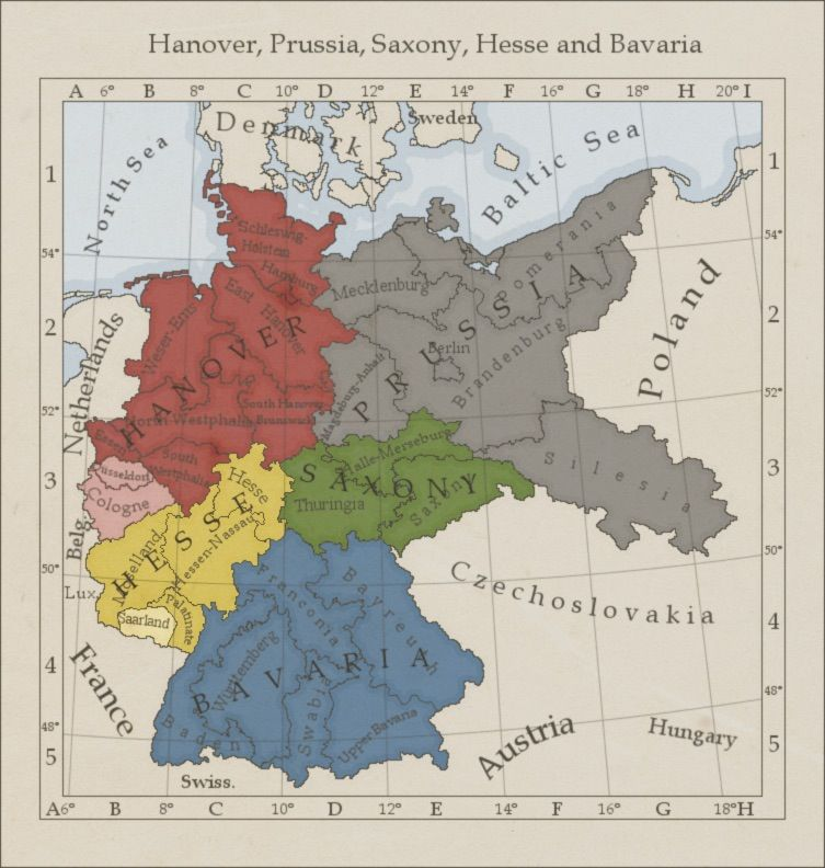 Map Of Germany Post Ww2.Roosevelt Plan Fdr S Proposal For Post Wwii Germany Map Germany