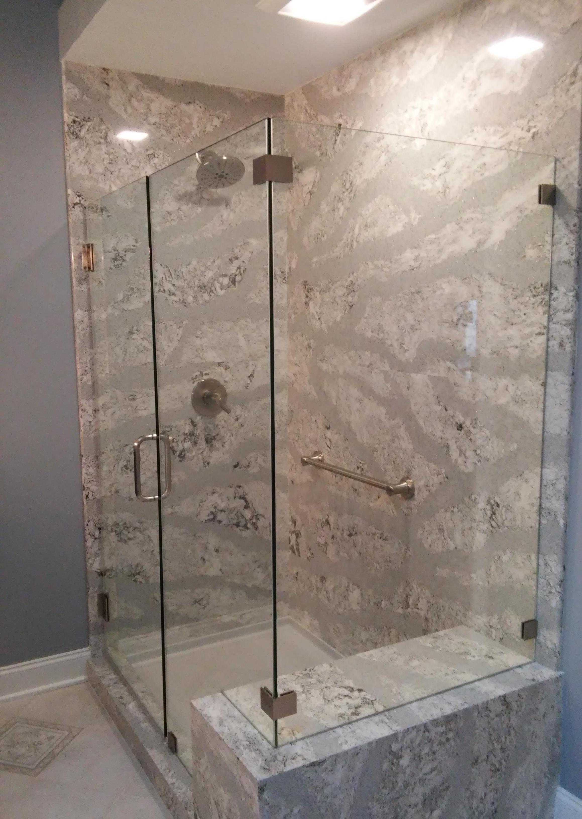 Summerhill Cambria Quartz Countertops Cost Reviews Bathroom Shower Walls Modern Bathroom Renovations Quartz Bathroom