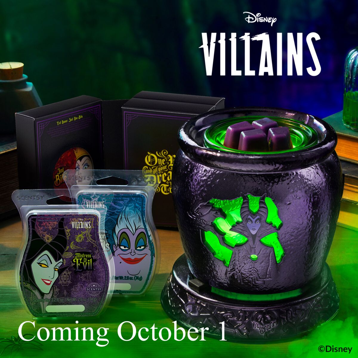 Disney Villains! in 2020 Scentsy, Scentsy party, Scentsy