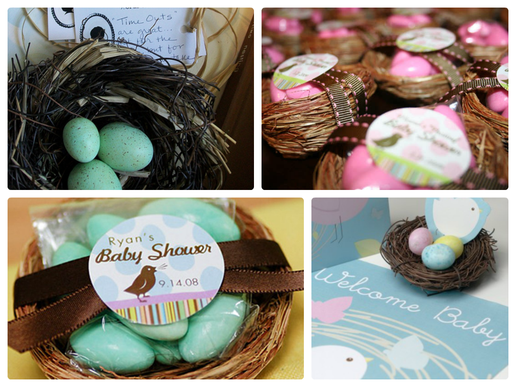 Vintage Nesting Baby Shower http://favorcouture.theaspenshops.com/category/babypracticalfavors.html