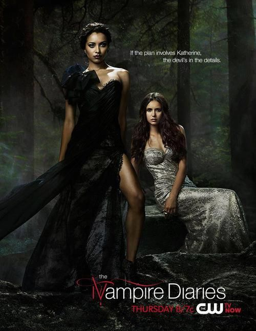 The Vampire Diaries Season 4 Promotional Photo Premiery