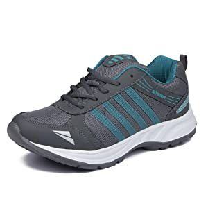 buy asian shoes wonder 13 grey firozi men sports mesh