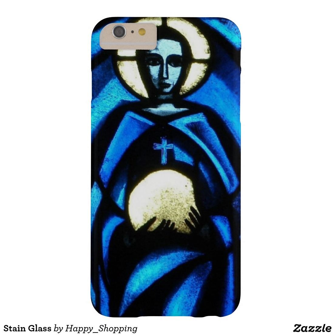 Stain Glass Barely There iPhone 6 Plus Case