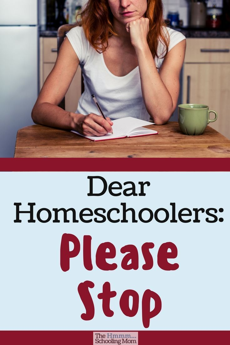 Please Stop Telling Me Your Child Is >> Dear Homeschoolers Please Stop Homeschool Tips Homeschool Home