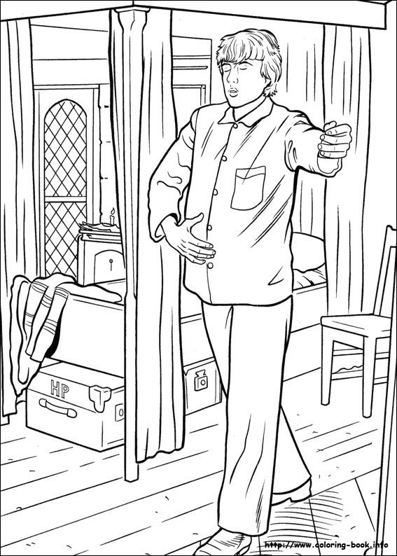 Harry Potter Coloring Picture Harry Potter Coloring Pages Harry Potter Printables Harry Potter Quilt