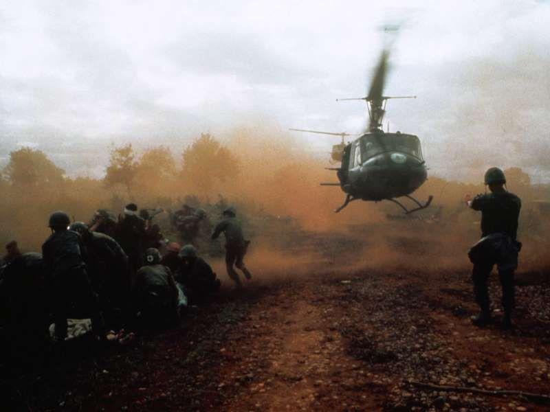Vietnam War Tim Page/Corbis via Getty Images Vietnam