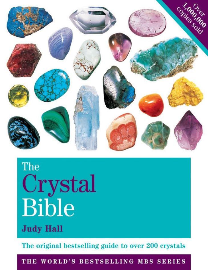 The crystal bible judy hall epub