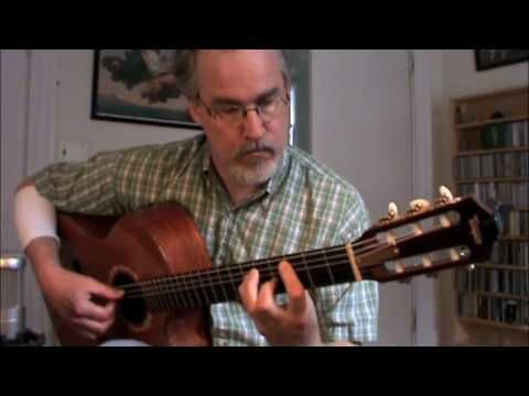 A Full Acoustic Guitar Wedding March So The Recessional Music Matches Processional
