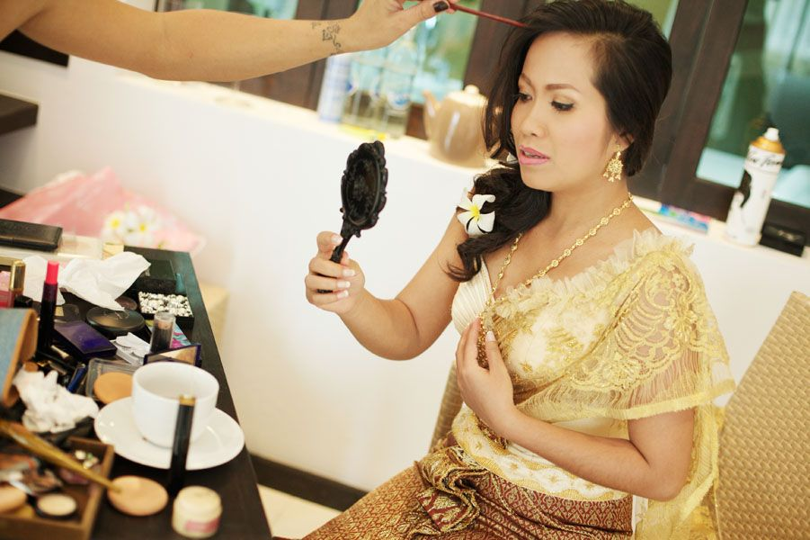 Thai Wedding Ceremony #weddingplannerphuket