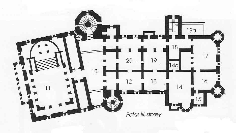 Cawdor Castle Floor Plan | Floor Plans Castle | Places to Visit ...