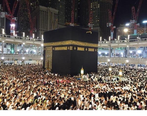 Twitter Makkah Dolores Park Masjid