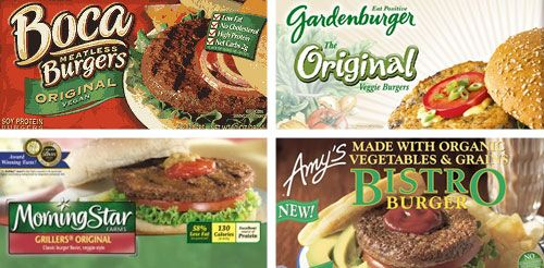 """""""Taste Test: Veggie Burgers. Texture really is the critical element that makes a successful veggie burger."""""""