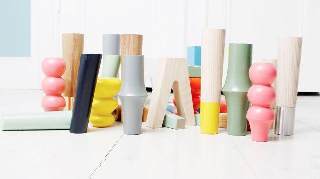 Prettypegs Bietet Austauschbare Möbelbeine Die Zu Vielen Ikea