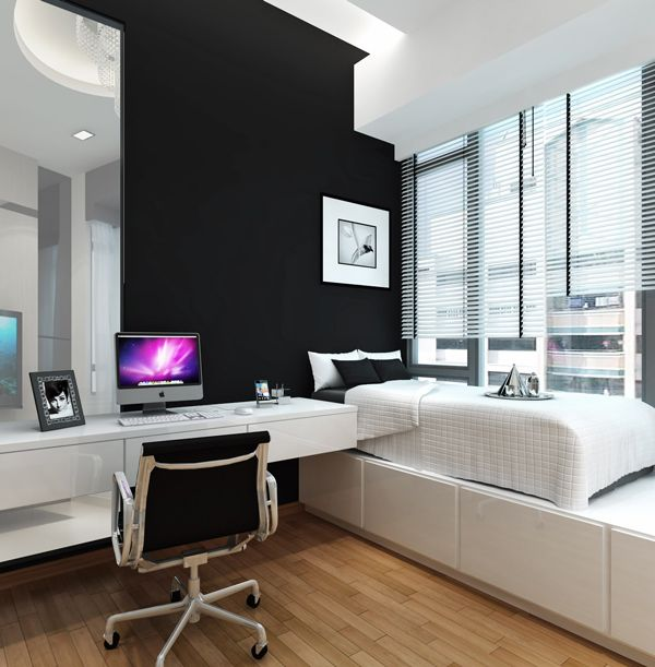 Remarkable 2 Bedroom Condo Design 600 X 611 156 Kb Jpeg