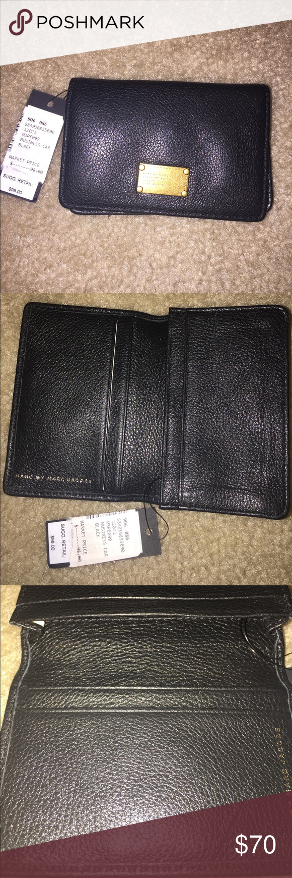 Marc Jacobs wallet NWT | Marc jacobs wallet, Smoke free and Jacob ...