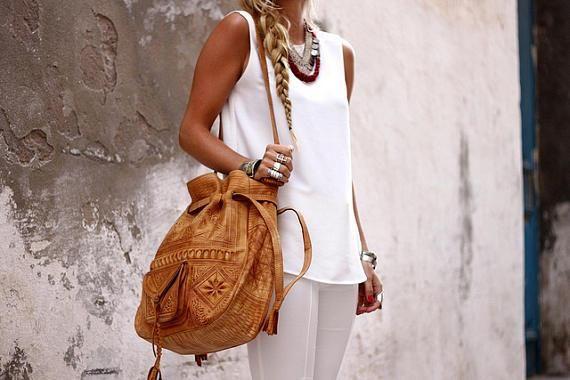 Moroccan handmade shoulder bag – GFM