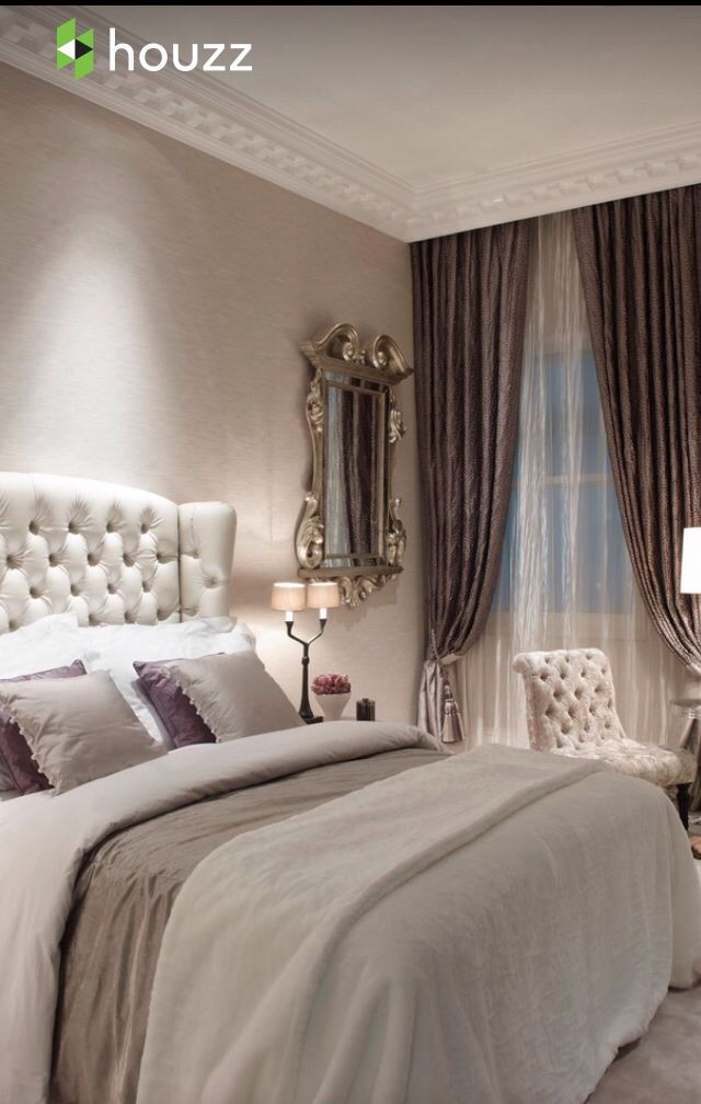 Chic Master Bedroom Decorating Ideas