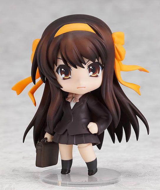 Buy PVC figures - Melancholy of Suzumiya Haruhi PVC Figure - Nendoroid Haruhi Disappearance Ver. - Archonia.com