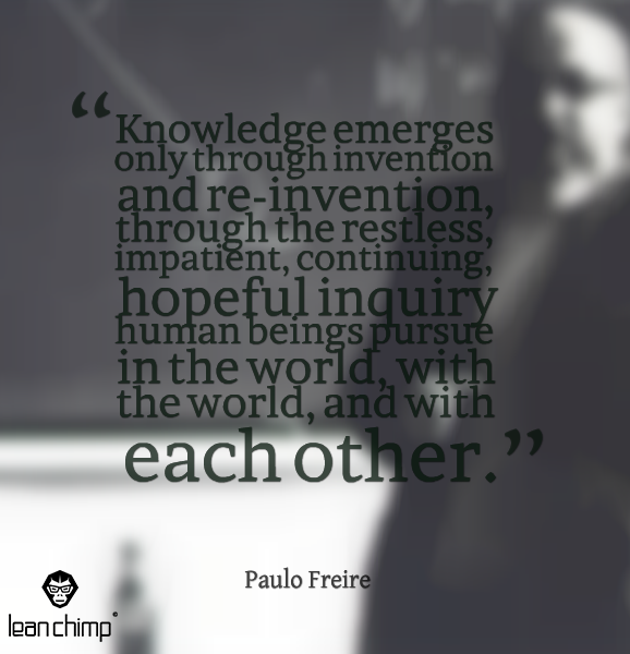 Education Is Liberation Quote: Paulo Freire Quotes