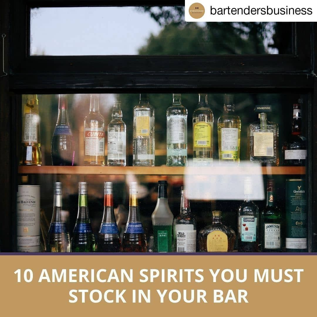 Repost Bartendersbusiness The Celebrated American