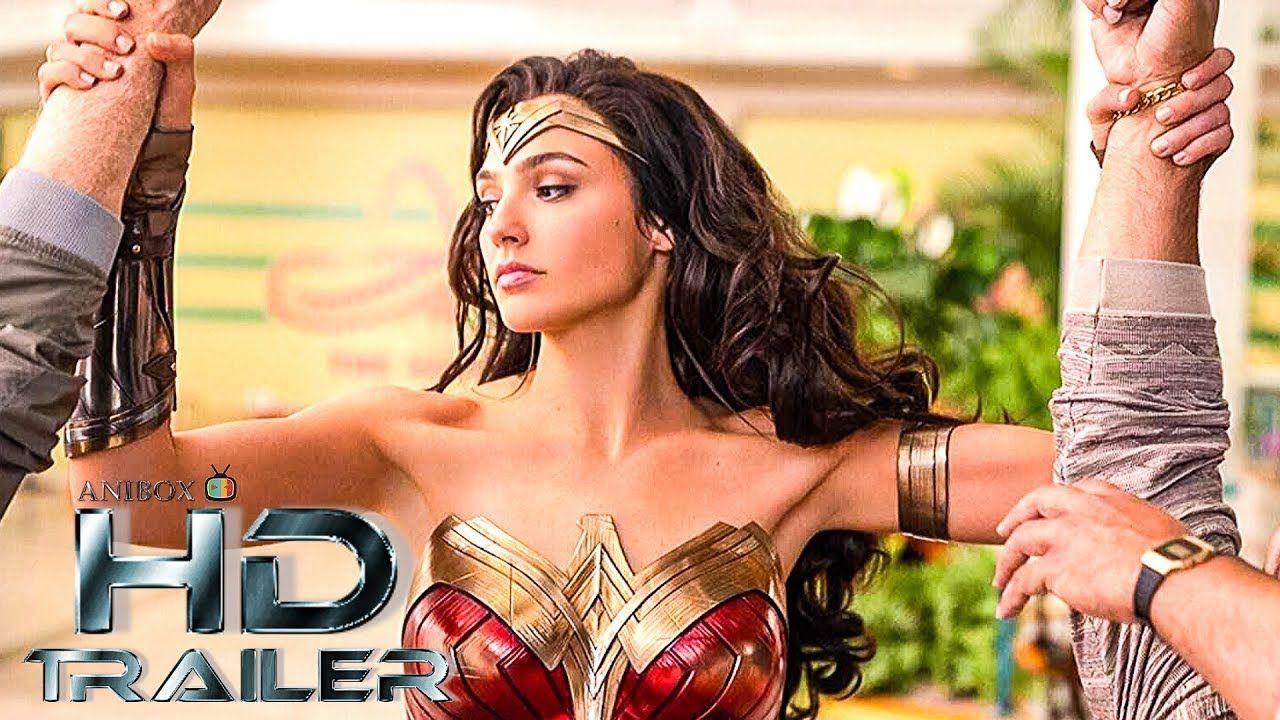 Wonder Woman 1984 Cheetah Vs Diana Official 4 Minutes Trailer New 2020 In 2020 Wonder Woman Gal Gadot Superhero Movies