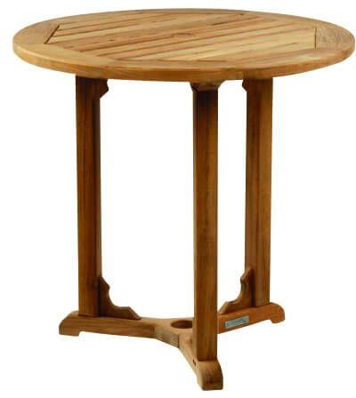 Teakholz Bistro Tisch Und Stühle