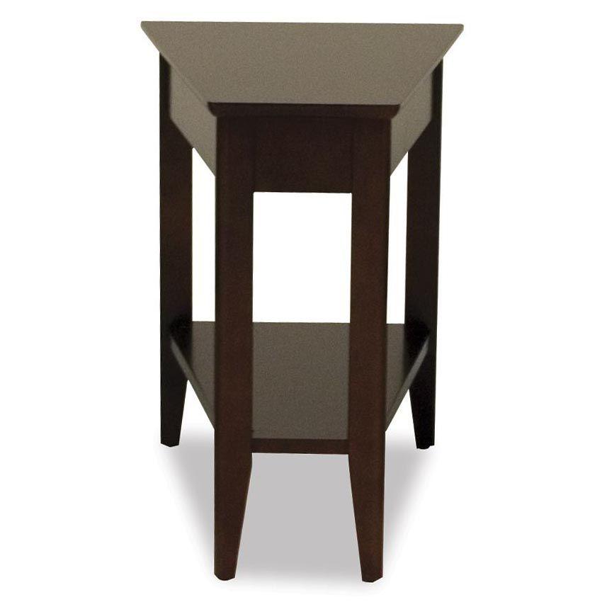 Riverside Furniture 51109 Cosmopolitan Wedge Side Table