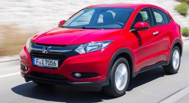 Honda Hr V I Dtec 120 Cv La Otra Cara De La Moneda Ecomotor Es Autos Clasicos Autos Motores
