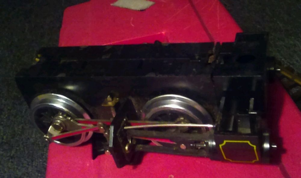 LGB 2017D 2017 GERMANY REPLACEMENT MOTOR GEARBOX DRIVE RODS