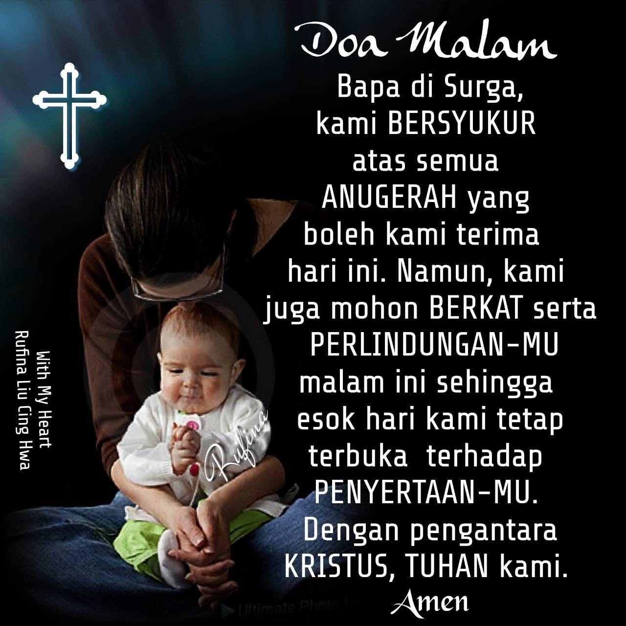 With My Heart Good Night Gbu Mazmur 121 4 Sesungguhnya Tidak Terlela Mazmur 121 Doa Katolik Kutipan Kristen