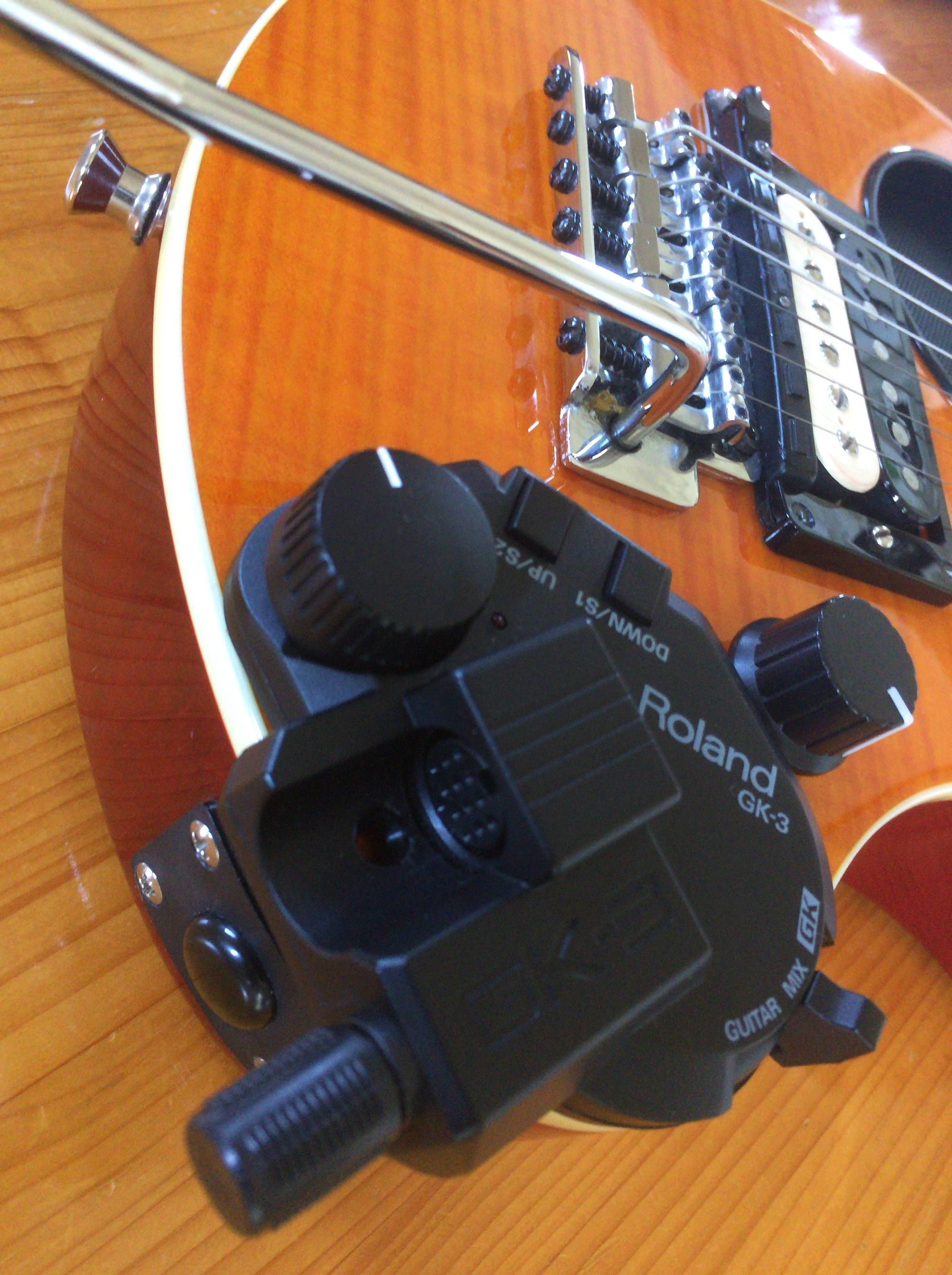 Fernandes ZO-3+Duncan SH-1, Roland GK-3 | My Equipments