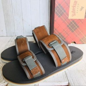 NWB Staheekum Seaside Sandal Slides