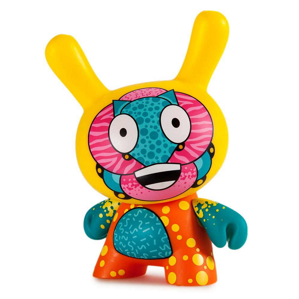 Codename unknown 5 dunny by sekure d kidrobot art toy