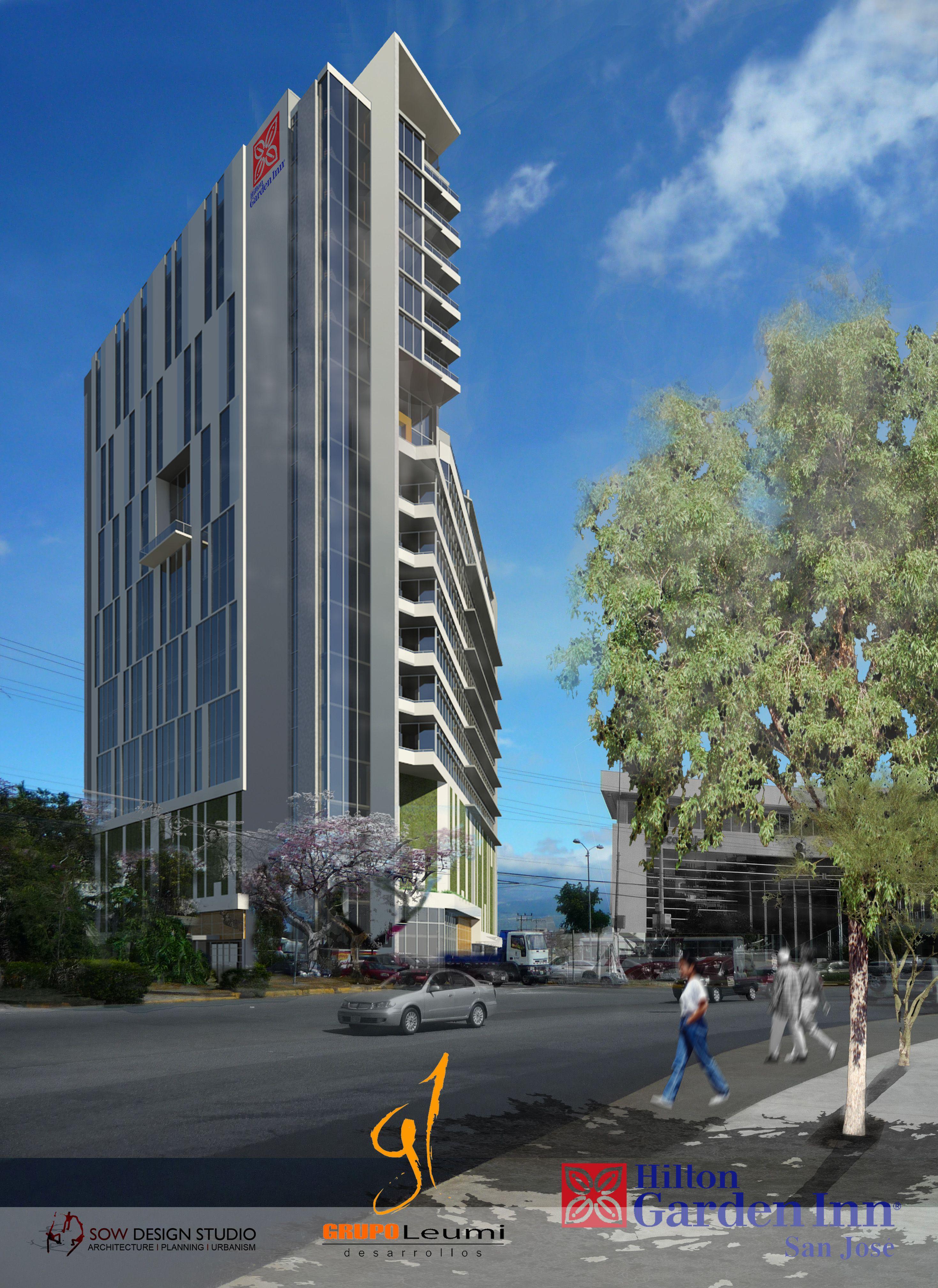 sabana business center hilton garden inn san jose costa. Black Bedroom Furniture Sets. Home Design Ideas
