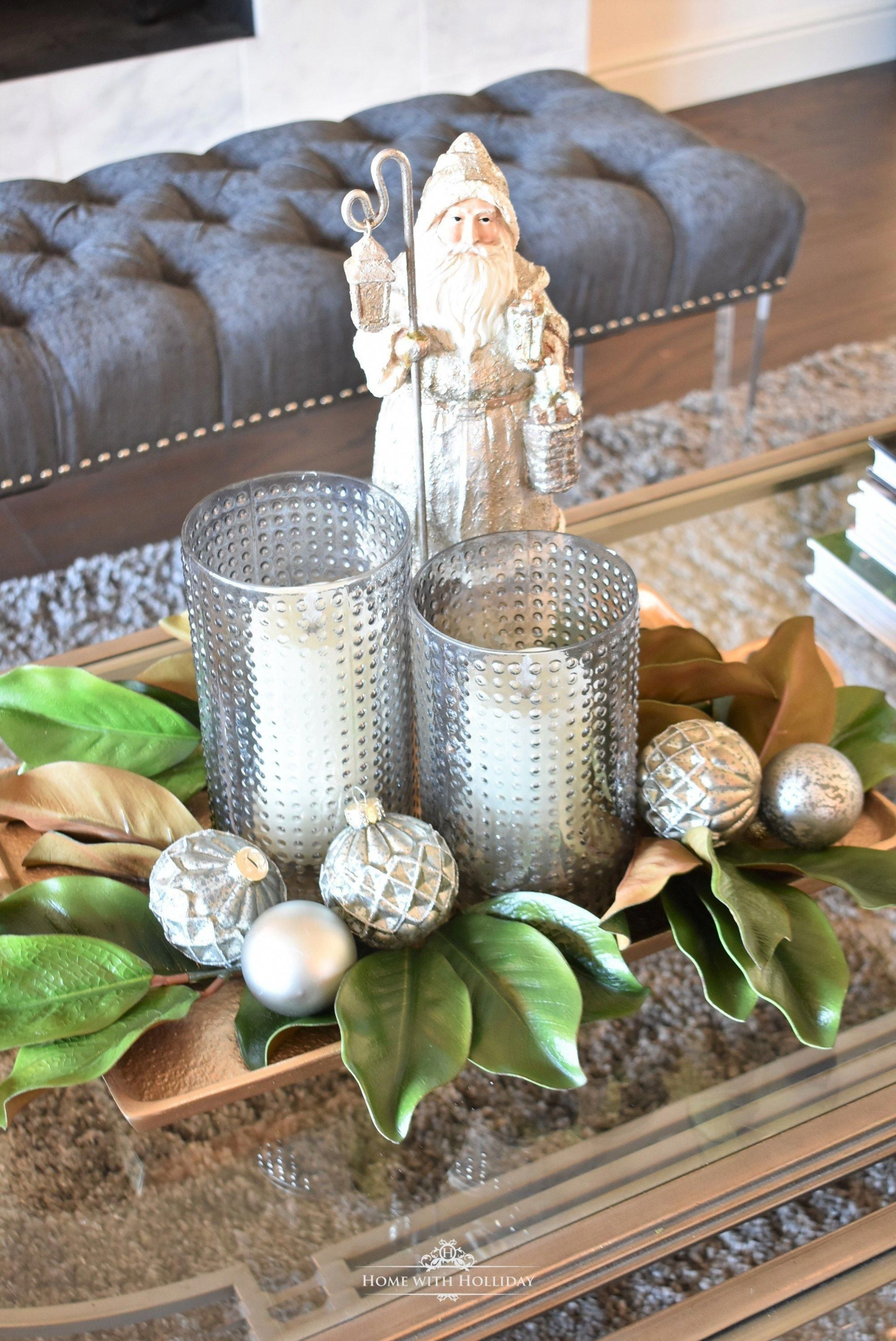 Our Christmas Home Tour - Home with Holliday  #christmasdecor #holidaydecor #xmasdecor #vintagechristmas