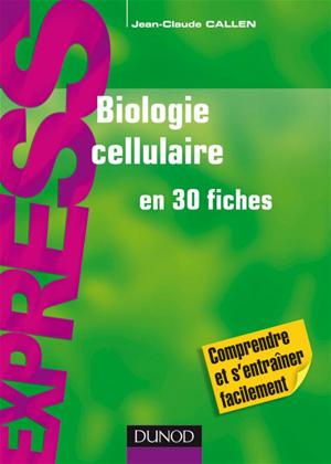 Telecharger Biologie Cellulaire Cours En 30 Fiches Pdf Gratuitement Pdf Books Books Biology