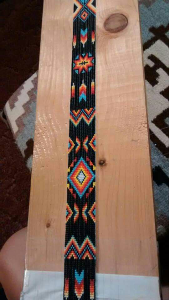Cool #nativeamericanbeadworkpatters